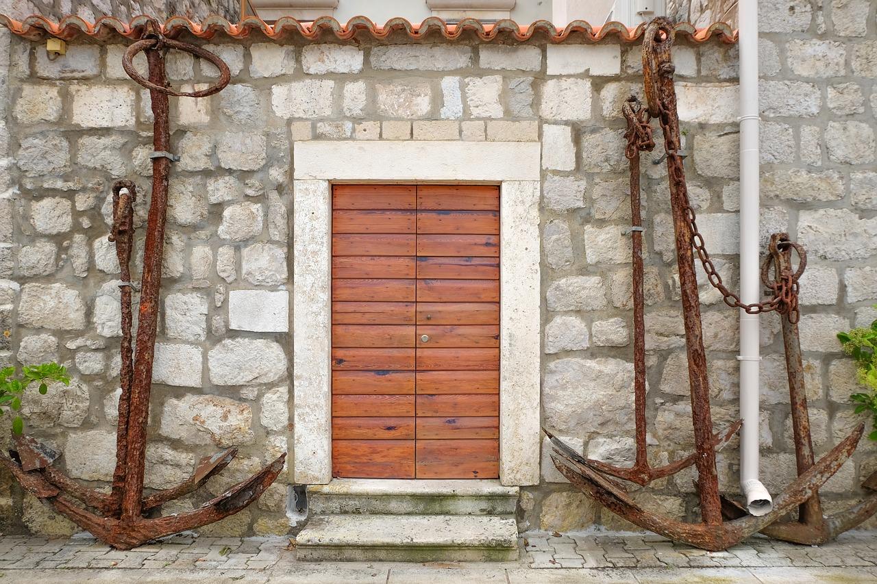 Quel matériau pour votre porte d'entrée ?